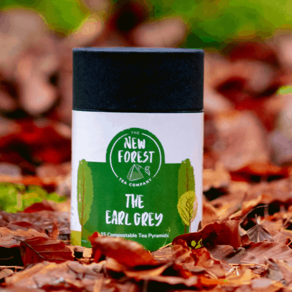 Early Grey Tea - The Earl Grey from New Forest Tea Company