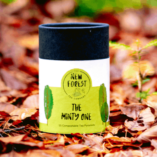 The Minty One Peppermint Tea