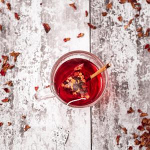 The fruity One Fruit Tea