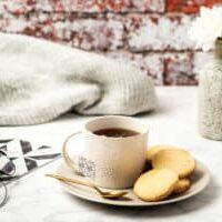 Universitea with New forest Tea company ethically sourced premium tea